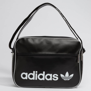 adidas Bolso Airliner Vintage negro