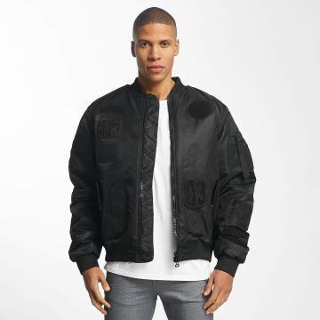 adidas Bomber jacket Logo Padded black