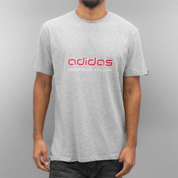 adidas Boxing MMA T-shirt Boxing Club grigio