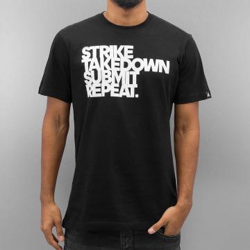 adidas Boxing MMA T-Shirty Leisure czarny