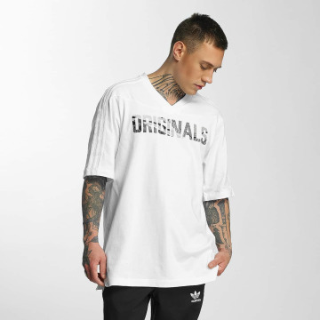 adidas Camiseta LA blanco