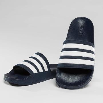adidas Claquettes & Sandales CF bleu