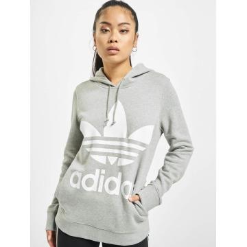 adidas Hoodie Trefoil gray