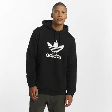 adidas Hoody Trefoil schwarz