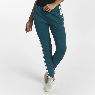 adidas joggingbroek 3-Stripes blauw