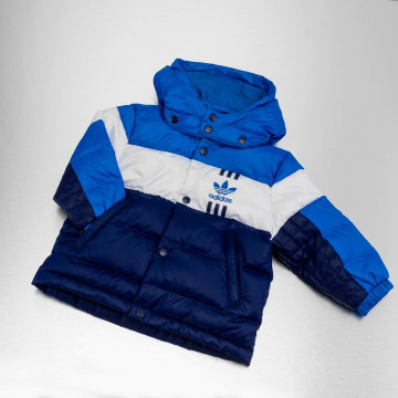 adidas Kurtki zimowe ID-96 niebieski
