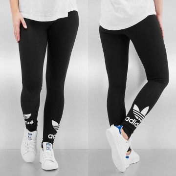 adidas Leggings/Treggings Trefoil black