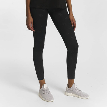 adidas Leggings/Treggings Tight czarny