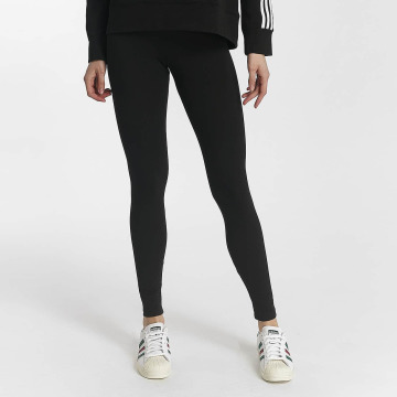adidas Leggings/Treggings Trefoil Tight czarny