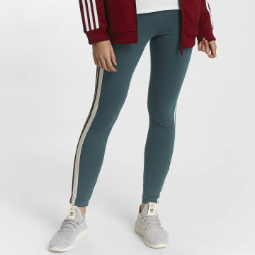 adidas Leggings/Treggings Adibreak niebieski