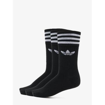 adidas originals Носки Solid Crew черный