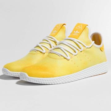 adidas originals Сникеры pW HU Holi Tennis H желтый