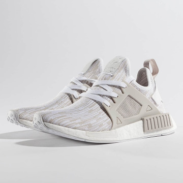 adidas originals Baskets NMD XR1 Primeknit blanc