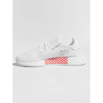 adidas originals Baskets Deerupt Runner J blanc