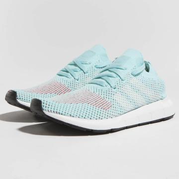 adidas originals Baskets Swift Run bleu