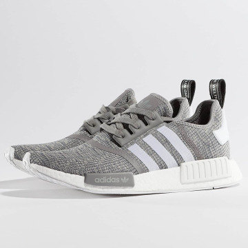 adidas originals Baskets NMD R1 gris