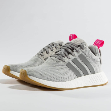 adidas originals Baskets NMD_R2 W gris
