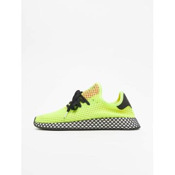 Yellowcore Deerupt Blackshock Res Pink Originals Hi Adidas Runner Sneakers 0wmnvN8