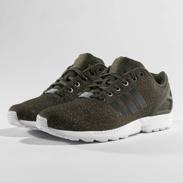 adidas originals Baskets ZX Flux kaki