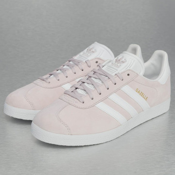 adidas originals Baskets Gazelle pourpre