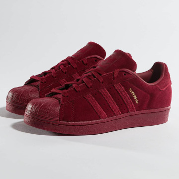 adidas originals Baskets Superstar Sneakers rouge