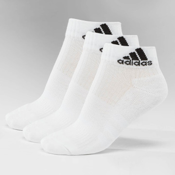 adidas originals Chaussettes 3-Stripes An HC 3-Pairs blanc