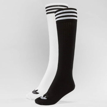adidas originals Chaussettes 2-Pack S Knee noir