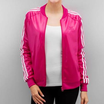 adidas originals College Jacket Superstar pink