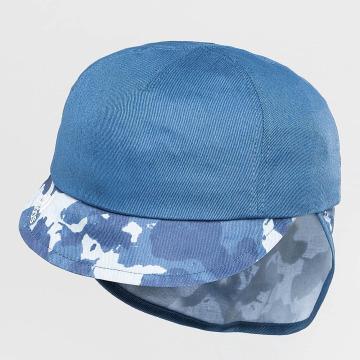 adidas originals Fitted Cap Neck Flap blau