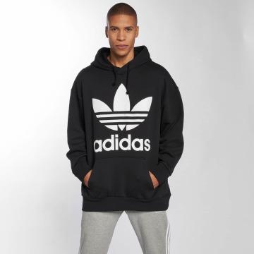 adidas originals Hoodie Tref Over black