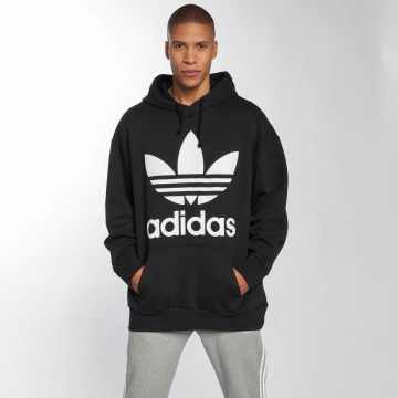 adidas originals Hoody Tref Over zwart