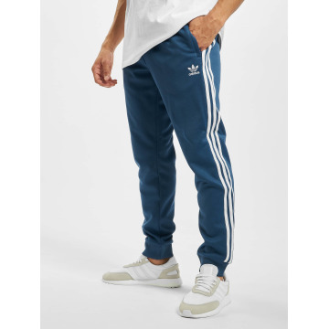 adidas jogging bleu