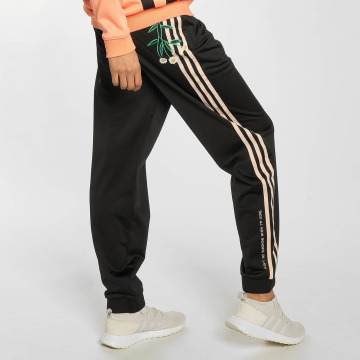 adidas originals Jogginghose Tights Tonal schwarz