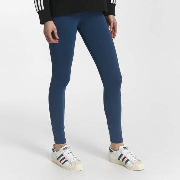adidas originals Leggings/Treggings Trefoil Tight blå