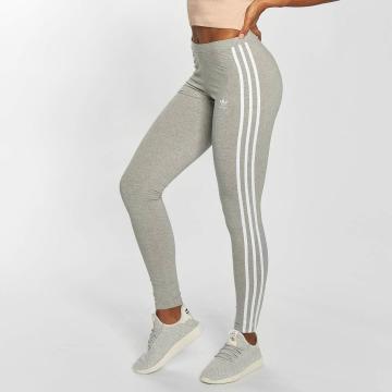 adidas originals Leggingsit/Treggingsit 3 Stripes harmaa