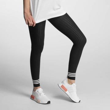 adidas originals Leggingsit/Treggingsit 3 Stripes sininen