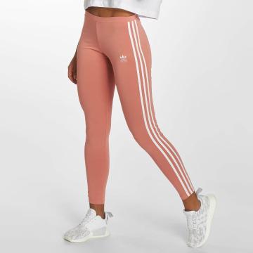 adidas originals Leggingsit/Treggingsit 3 Str vaaleanpunainen