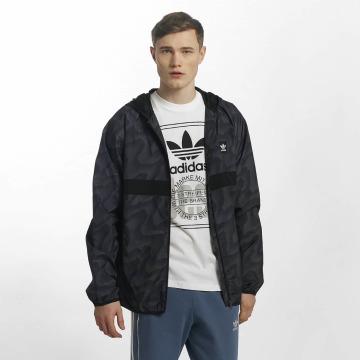 adidas originals Lightweight Jacket BB Warp gray