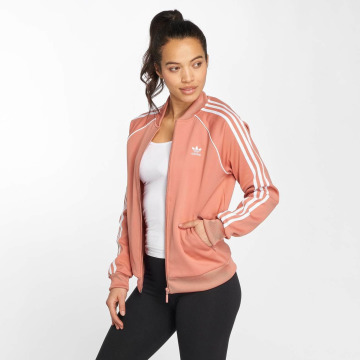 adidas originals Lightweight Jacket SST TT pink