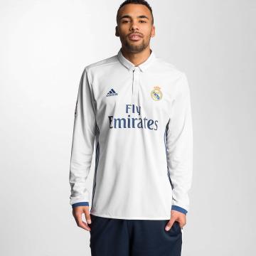 adidas originals Maillot de sport Real Madrid blanc
