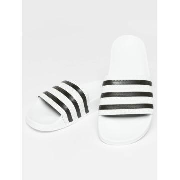 adidas originals Sandaler Stripy vit