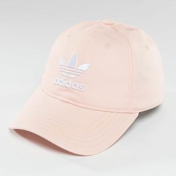 adidas originals Snapback Caps Trefoil Cap roosa