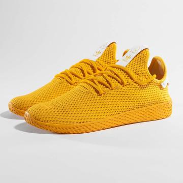 adidas originals Sneaker Pharrell Williams Tennis Hu goldfarben