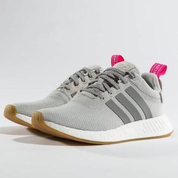 adidas originals sneaker NMD_R2 W grijs