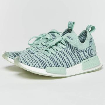 adidas originals sneaker NMD_R1 STLT PK W groen