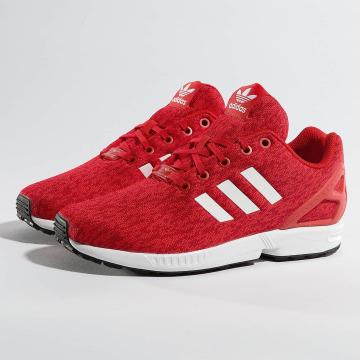 adidas originals sneaker ZX Flux J rood