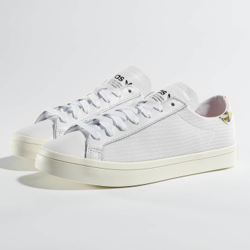 adidas originals Sneaker Courtvantage W weiß