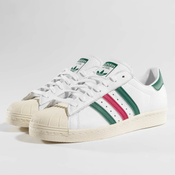 adidas originals sneaker Superstar 80s wit