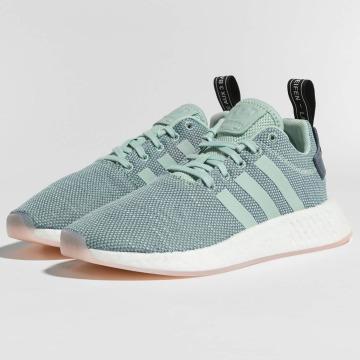 adidas originals Sneakers NMD_R2 W blå