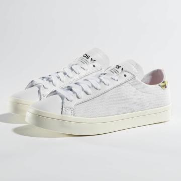 adidas originals Sneakers Courtvantage W vit